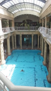 Géllert Thermal Baths, Budapest